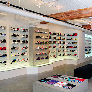 top 10 cool sneaker stores   welcome to the bakery